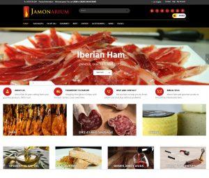 Mejoramos nuestra tienda online de venta de jamones y embutidos ibéricos